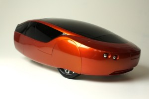 KOR Ecologic Urbee 3D Printed Car